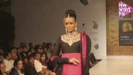 Neeru's @ Bangalore Fashion Week SS13