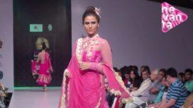 Neha Khullar @ Bangalore Fashion Week AW12