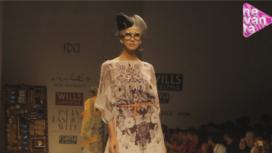 Nida Mehamood @ Wills Lifestyle India Fashion Week AW 13