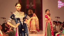 Nupur Arora's Kotha Inspired Collection