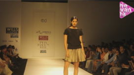 Pallavi Mohan @ Wills Lifestyle India Fashion Week AW 13