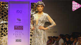 Paras and Shalini @ Wills Lifestyle India Fashion Week AW13