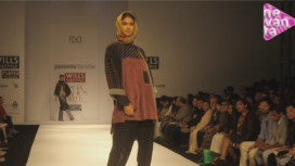 Paromita Banerjee @ Wills Lifestyle India Fashion Week AW 13