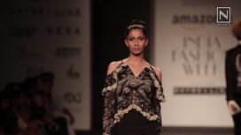 Patine at Amazon India Fashion Week Autumn Winter 2017
