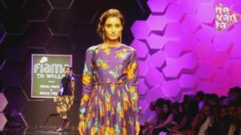 Payal Pratap @ Wills Lifestyle India Fashion Week AW13