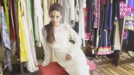 Peek-a-boo with Prathiksha Hegde