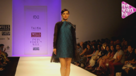 Poonam Bhagat @ Wills Lifestyle India Fashion Week AW13