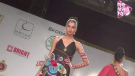 Poonam Patel's Indo-Western collection