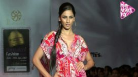 Pria Kataria Puri @ Bangalore Fashion Week AW12