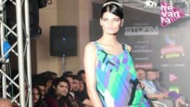 Pria Kataria Puri @ Chennai International Fashion Week 2012