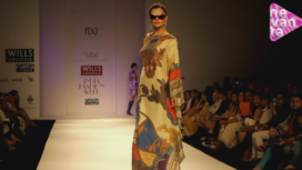 Rajdeep Ranawat @ Wills Lifestyle India Fashion Week AW13