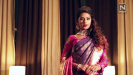 Reception Look – Bride and Beautiful – South Indian Bride