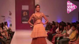 Reshma Kunhi @ Bangalore Fashion Week AW12