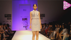 Rimzim Dadu @ Wills Lifestyle India Fashion Week AW 13