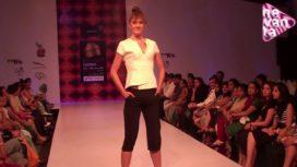 Ritu and Ramnish Goyal @ Bangalore Fashion Week AW12