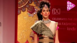 Russian Splendour on Indian Ramp