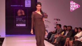 Sajid @ Bangalore Fashion Week AW12