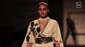 Vineet Bahl  at Amazon India Fashion Week Autumn Winter 2017