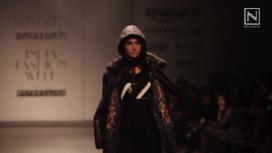 Huemn Showcases at Amazon India Fashion Week 2017