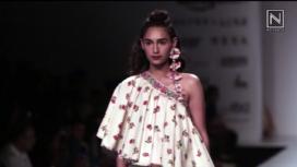 Nikasha at Amazon India Fashion Week Autumn Winter 2017