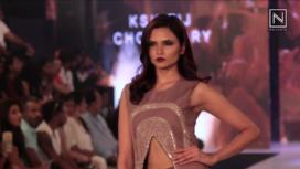 Kshitij Choudhary at India Beach Fashion Week 2017