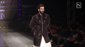 Pawan Sachdeva Showcases at Amazon India Fashion Week 2017