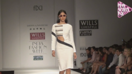 Shivan and Narresh @ Wills Lifestyle India Fashion Week SS13