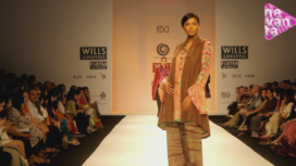 Sonam Dubal @ Wills Lifestyle India Fashion Week AW13