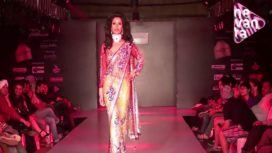Sonia Gill Sizzles the Ramp