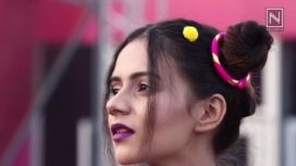Street Style Fashion at Amazon India Fashion Week 2017