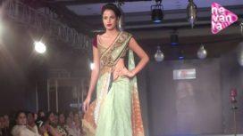 Sulakashna Monga and Supriya Jain @ Punjab International Fashion Week