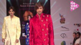 Sumit Dasgupta @ Bangalore Fashion Week AW12