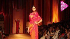 Tarun Tahiliani's Saffron Splendor