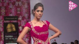 Tuhina Rajan @ Bangalore Fashion Week AW12