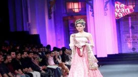 Vikram Phadnis @ Aamby Valley India Bridal Fashion Week 2012