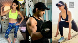 Bollywood Celebs Fitness Mantra