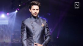 Riddhi & Siddhi Showcase Menswear at India Luxury Style Week 2017