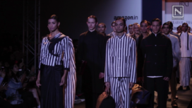 Designers Experiment with Stripes and Checks This Season