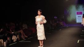 Vidhi Wadhwani at Lakme Fashion Week Summer Resort 2017