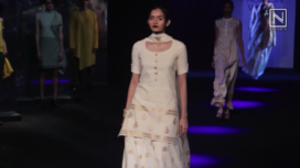 Nandini Baruva at Lakme Fashion Week Summer Resort 2017