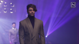Canada Clothing Company at India Luxury Style Week 2017