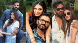 Suniel Shetty Opens up on Daughter Athiya Shetty's Choices