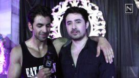 Actors Abrar Zahoor & Rafi Malik on Fashion and Fitness