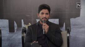 Allu Arjun and Pooja Hedge promote DJ in Bengaluru