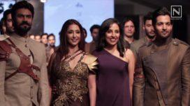 Nivedita Saboo at Grand Finale of India Luxury Style Week 2017