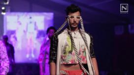 Ken Ferns Unveils Menswear Line at India Luxury Style Week 2017