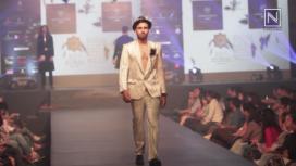 Aneesdeen Presents at India Luxury Style Week 2017