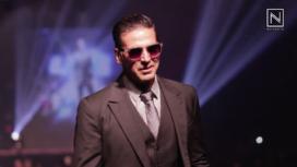Akshay Kumar Walks for Ramesh Dembla at India Luxury Style Week 2017