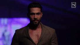 Surya Sarkar Showcases at India Luxury Style Week 2017