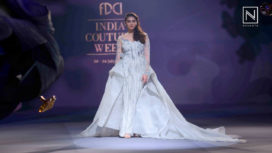 Moon Dust by Gaurav Gupta at India Couture Week 2017